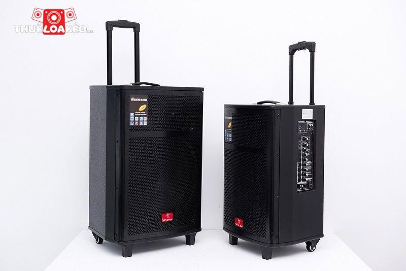 Thuê loa hợp lý, chuẩn chất lượng tại Thanh Huy Music